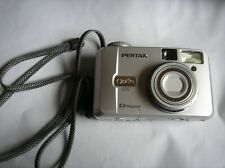 Pentax Optio 230 2.0 MP Digital Camera - Silver