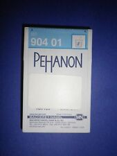 pehanon ph. 6,0 -8, 1 striscia reattiva PACCO Â 200 11 x 100 mm MA 90417