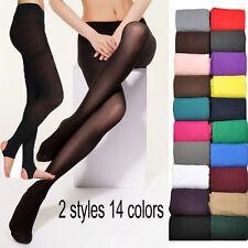 1x Open Toe Ultra-Thin Opaque Microfibre Sheer Tights Pantyhose Stockings Sock