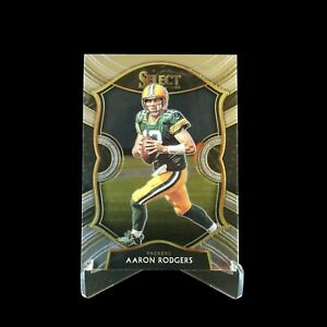2020 Panini Select Football Aaron Rogers Concourse #12