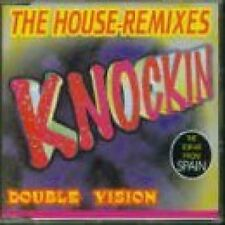 Double Vision Knockin'-The House-Remixes (1995) [Maxi-CD]