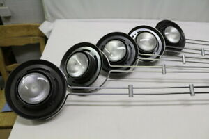 Pendant Lamp Artemide Litech Design Mikado F.A. Porsche Set of 5