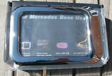 Mercedes Benz W124 E Class 86-94 Automatic Transmission Selector Chrome Surround