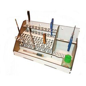 LMG WOH-1212 Tool stand, size 300x150x150 mm, storage shelf, Laser Model Graving