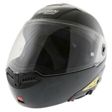 NOLAN N104 SPECIAL GLOSS BLACK FLIP-UP, MODULAR MOTORCYCLE CRASH HELMET SIZE S L