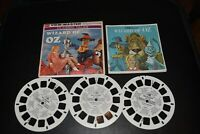 View-Master THE WIZARD OF OZ - B361 - 3 Reel Set + Booklet