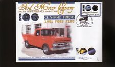 1961 F100 TRUCK FORD MOTOR Co. 100th ANNIVERSRAY COVER