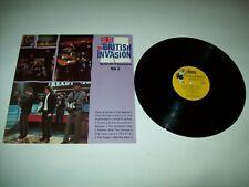 THE BRITISH INVASION VOL. 3 RHINO US NM VINYL LP THE KINKS, HOLLIES, DONOVAN