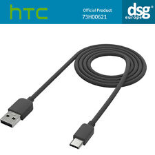 Genuine HTC USB cable de carga de datos de tipo C Plomo HTC10 73H00621