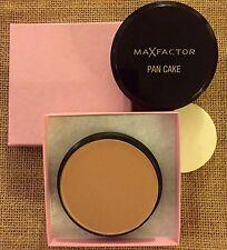 TAN #2 - MaxFactor PanCake Foundation (#117) NEW- Shipped from USA -W/Box&Sponge