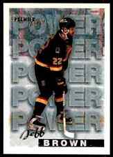 1994-95 O-Pee-Chee Premier Special Effects Jeff Brown #487