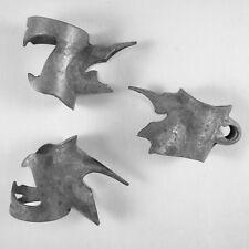 Three piece set Nervex Prugnat Vintage Lugs sets NOS bicycle frame parts #3