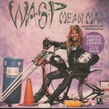 W.A.S.P. Metal 45 RPM Speed Vinyl Records