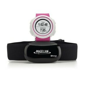 Magellan TW0204SGHNA Echo Fit Sports Watch Heart Rate Monitor Pink
