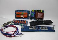 MZTRS Balanced remote volume control board Dual encoder Relay LCD1602 display