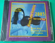 NEW Green Frams Academy 2005 Upper School Music CD Sealed (Orchestra,Wind,Choir)