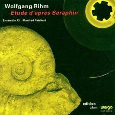 Rihm: Etude d'après Séraphin, New Music