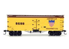 Athearn Roundhouse RND85463 HO 36' Old Time Wood Reefer ART #8691 Rolling Stock