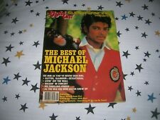 The Best of Michael Jackson - Super Special Right on Magazine -