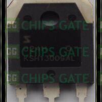 7PCS KSH13009AL Encapsulation:TO3P,