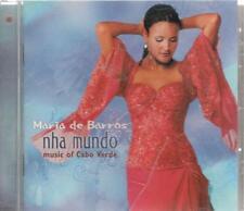 Maria de Barros, Narada World; 12 track CD