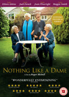 Nothing Like a Dame DVD (2018) Roger Michell cert 12 ***NEW*** Amazing Value