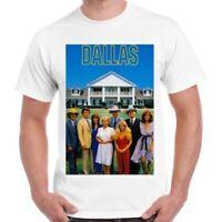Dallas 80s Classic Tv Series J R Cool Gift Vintage Retro T Shirt 2218
