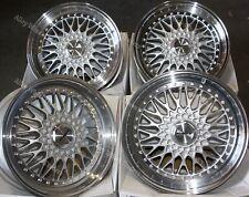 "15"" SP Vintage Alloy Wheels Fits Opel Kadett Manta Meriva Tigra Vectra 4x100"