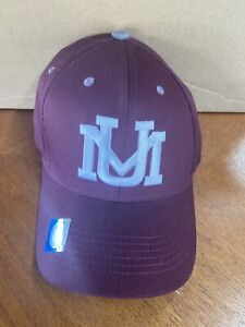 Montana Grizzlies Grizz NCAA Baseball Cap Hat Adjustable New NWT