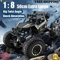 1:8 4wd Rc Car Monster Truck Remote Control Buggy Crawler Truck Off-road Vehicle