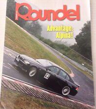 Roundel Magazine Advantage Alpina November 2007 080417nonrh