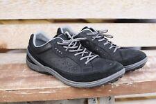ECCO Men's Biom Grip II Shoes Yak Leather, Black, 45 EU/11-11.5