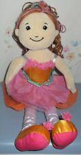 """2007 Manhattan Toy Groovy Girls 12"""" """"Brida"""" Plush Doll"""