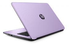 HP 17.3 Laptop Computer 7th Gen AMD Quad-Core 12GB 2TB Radeon R7 Graphics Lilac
