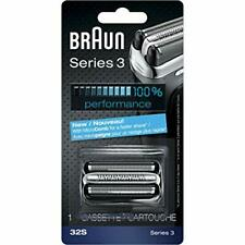 Braun Series 3 32S Foil & Cutter Replacement Head Fit with 3 Series 3000s 3050cc