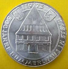 alte 50 Schilling Münze Silber 500 Jahre Bummerlhaus in Steyr 1973 (A3827)