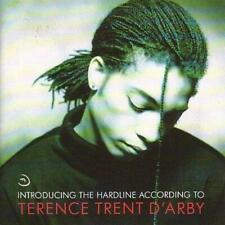 Introducing The Hardline According to Terence Trent D'arby CD 1987 CBS