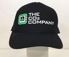 Cobra The CO2 Company Black Snapback Baseball Cap