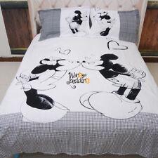 Animal Doona/Duvet Quilt Cover Set Queen Size Bed Pillow Cases Linen Batman