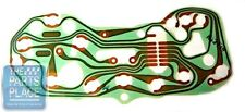 1972-73 Pontiac Firebird Printed Circuit Board W/ Warning Lights - Gm # 8910335(Fits: Pontiac)