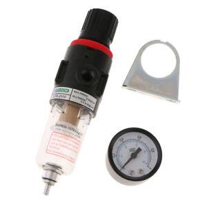 AFR2000 Air Filter Regulator Oil Water Separator Airbrush Compressor Tool