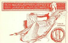 SUISSE - Union postale Universelle (cpa suisse)