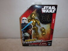 Disney Star Wars Hero Mashers - C-3PO - New in Package