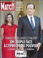 Paris Match Magazine Francois Hollande Top Supermodels Boy George Dieudonne 2014