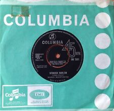 SOUNDS INCORPORATED 'Spanish Harlem/Rinky Dink' Columbia 45