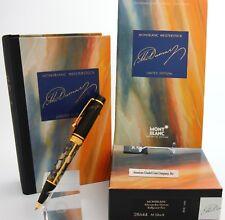 "Montblanc Alex. Dumas 1996 Limited B.P. Pen ""Father's Sig""   - PRISTINE & NEW!!"