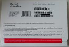Genuine Windows 10 PRO 64-BIT anglais Clé de licence et DVD/Brand New Sealed