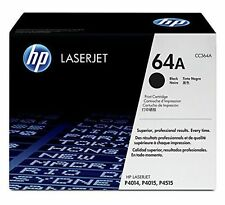 HP CC364A Black  LaserJet Toner Cartridge for P4014DN P4014N w/ 10000 Page Yield