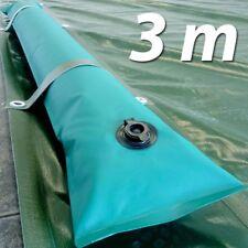 Salsicciotto Tubolare in PVC da 3 m per copertura Invernale piscina