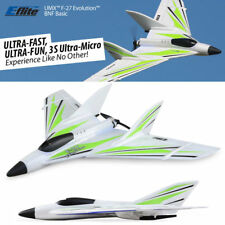 E-flite UMX F-27 Evolution Bind N Fly BNF Basic w/ AS3X and SAFE Select EFLU4250